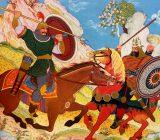 نام پهلوانان ایرانی در شاهنامه فردوسی