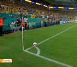 خلاصه بازی دوستانه برزیل 2-2 کلمبیا