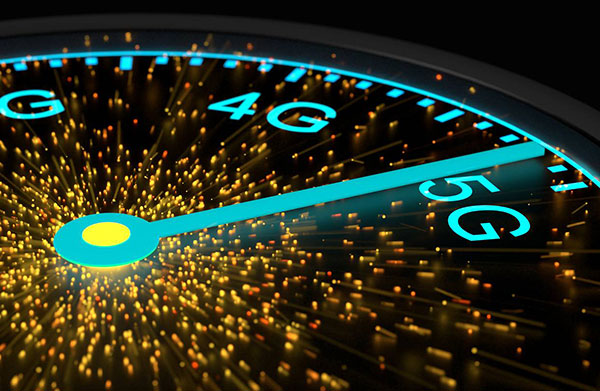 اینترنت 5G در رینگ واقعی سرعت, علمی ، سلامت و پزشکی