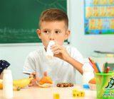 مصرف شیرینی در بچه های مدرسه ای