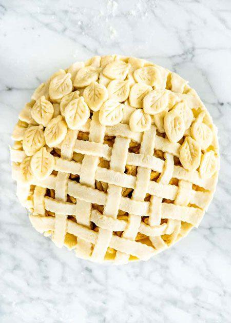 انواع شیرینی پای با میوههای پاییزی, دسر،شیرینی،مربا،نوشیدنی