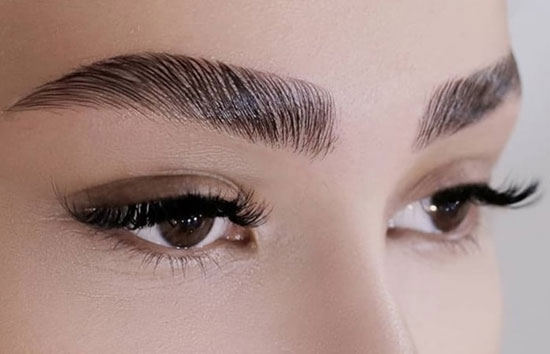 فیبروز ابرو؛ انواع و هزینهی آن, آرایش و زیبایی