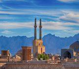 سفر به یزد؛ تجربهی هوایی معتدل و فضایی تاریخی
