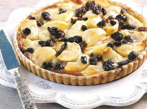 تارتلت کرانچی سیب, دسر،شیرینی،مربا،نوشیدنی