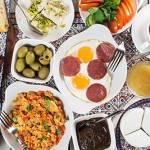 صبحانه ترکی، از خاص ترین صبحانه ها در دنیا, صبحانه, صبحانه ترکی