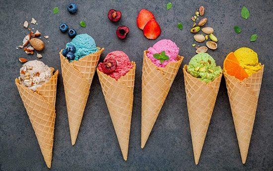 طرز تهیه بستنی وانیلی؛ بهمناسبت ماه جهانی بستنی