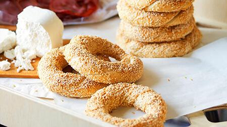 آشنا شدن با صبحانه های ترکی, بهترین صبحانه های ترکی