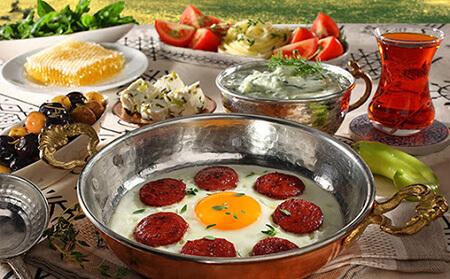 آشنایی با صبحانه های ترکی,معرفی صبحانه های ترکی