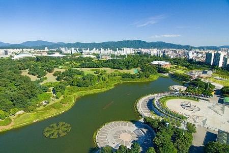 جاذبه های توریستی کره جنوبی,مناطق دیدنی کره جنوبی,پارک المپیک